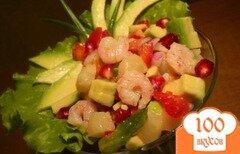 Фото рецепта: «Салат «Экзотик»»