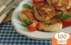 Фото рецепта: «Котлеты куриные»