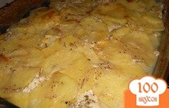 Фото рецепта: «Гратен картофельный»