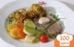 Фото рецепта: «Тафельшпиц»