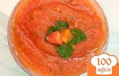 Фото рецепта: «Арбузно-папаевый суп»