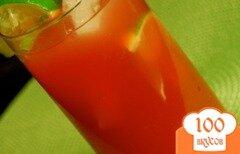 Фото рецепта: «Мохито из арбуза»