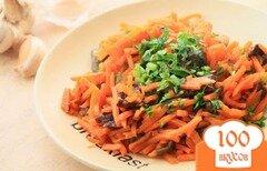 Фото рецепта: «Морковь с грибами»