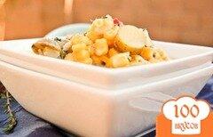 Фото рецепта: «Кукурузная похлебка»
