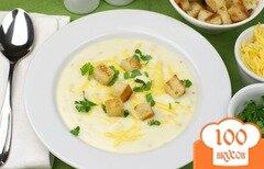 Фото рецепта: «Крем-суп из цветной капусты»