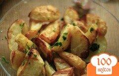 Фото рецепта: «Картофель по деревенски в аэрогриле»