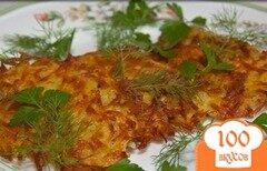 Фото рецепта: «Оладьи из картофеля»