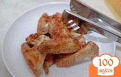 Фото рецепта: «Куриные крылышки под майонезным маринадом»