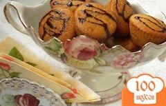 Фото рецепта: «Кексы с тыквой и корицей»
