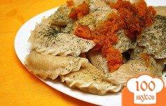 Фото рецепта: «Постные вареники с картошкой»