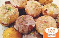 Фото рецепта: «Кексы за 30 минут»