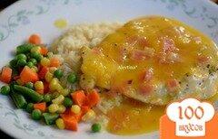Фото рецепта: «Куриные грудки в манговом соусе»