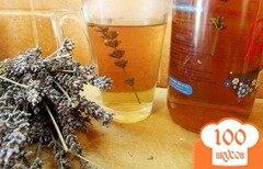 Фото рецепта: «Чайный напиток с лавандой»