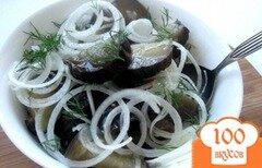 Фото рецепта: «Баклажаны квашеные»