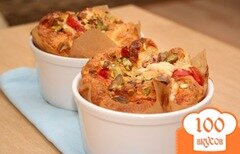 Фото рецепта: «Суфле с креветками»