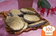 Фото рецепта: «Сырное печенье с маком»