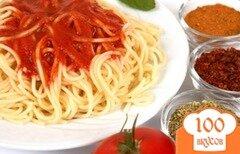 Фото рецепта: «Спагетти болоньезе»