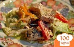 Фото рецепта: «Испанский куриный салат»