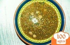 Фото рецепта: «Итальянский суп с чечевицей»