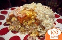 Фото рецепта: «Слоеный салат»