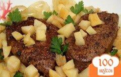 Фото рецепта: «Телячья печень по-берлински»