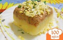 Фото рецепта: «Салат *Мимоза*»