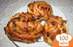 Фото рецепта: «Луковые лепешки»