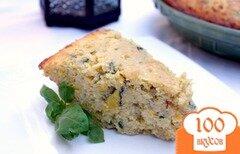 Фото рецепта: «Хлеб с базиликом и халапеньо»