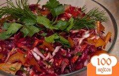 Фото рецепта: «Салат по-китайски»