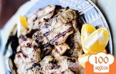 Фото рецепта: «Куриные бедра на гриле»