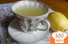 Фото рецепта: «Имбирный чай для похудения.»