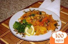 Фото рецепта: «Овощное рагу с картофелем»