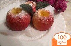 Фото рецепта: «Яблоки запеченные с медом»