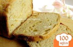 Фото рецепта: «Хлеб с сыром и орегано»
