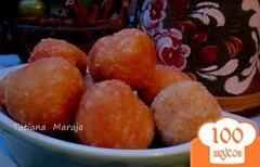 Фото рецепта: «Дофины картофельные (Dauphines)»