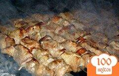 Фото рецепта: «Шашлык свиной в пиве»