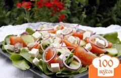 Фото рецепта: «Греческий салат»