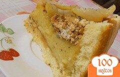 Фото рецепта: «Грушевый торт»