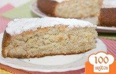 Фото рецепта: «Банановый пирог»