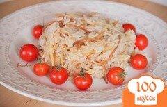 Фото рецепта: «Классический турецкий пилав с вермишелью»