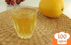 Фото рецепта: «Приятный лимонный ликер Лимончелло»