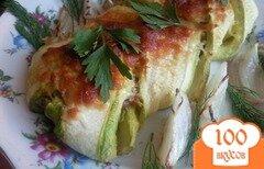 Фото рецепта: «Хала из кабачков»