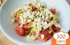 Фото рецепта: «Салат из грейпфрута»