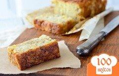 Фото рецепта: «Ананасово-банановый хлеб»