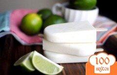 Фото рецепта: «Фруктово-йогуртовое мороженое»