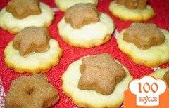 """Фото рецепта: «Печенье """"Звездочки""""»"""