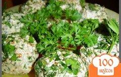 Фото рецепта: «Рыбно-икорные шарики»