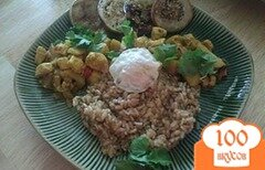 Фото рецепта: «Курица карри с картофелем»