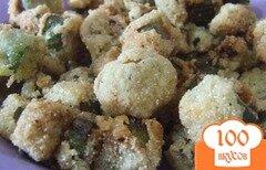 Фото рецепта: «Жареная бамия»