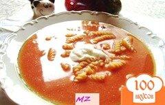 Фото рецепта: «Помидорный суп»
